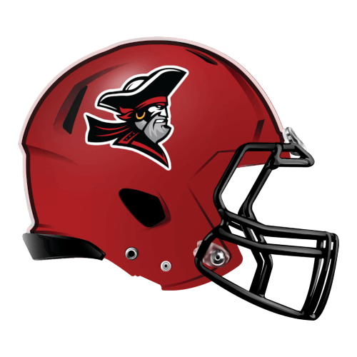pirates fantasy football Logo helmet