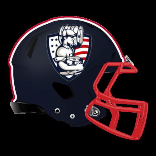 keg flag beer fantasy football Logo helmet
