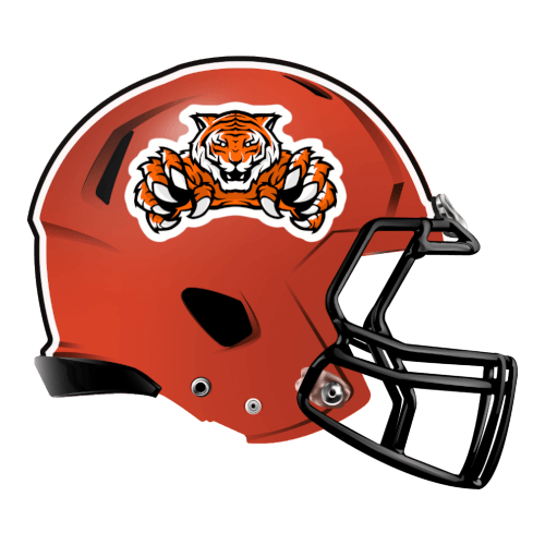 bengals tiger cat fantasy football Logo helmet
