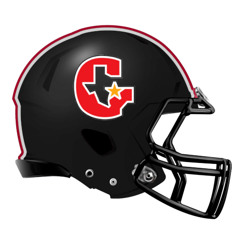 letter g texas fantasy football Logo helmet
