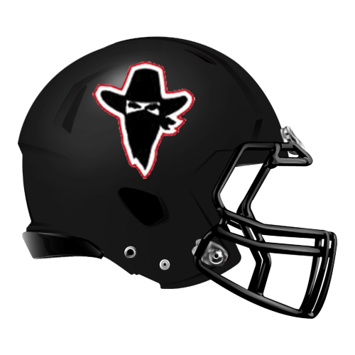 outlaws fantasy football Logo helmet
